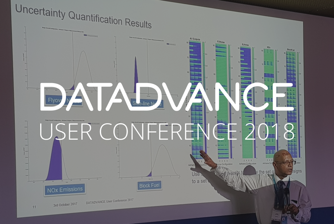 DATADVANCE User Conference 2018