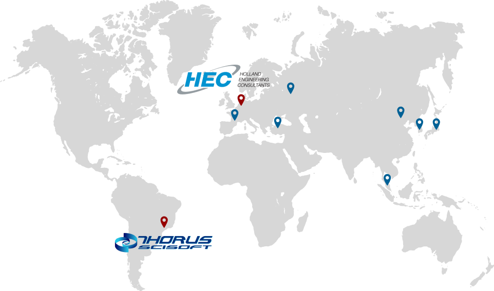 New Distributors in Netherlands and Brazil